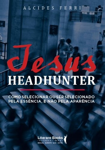 JESUS HEADHUNTER