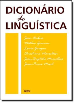 Dicionario De Linguistica - 2 Ed.