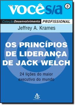 PRINCIPIOS DE LIDERANCA JACK WELCH