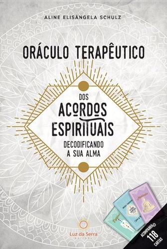 ORACULO TERAP.DOS ACORDOS ESPIRITUAIS + BARALHO