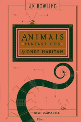 ANIMAIS FANTASTICOS E ONDE HABITAM - ROCCO