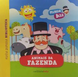MUNDO BITA - ANIMAIS DA FAZENDA - 02ED