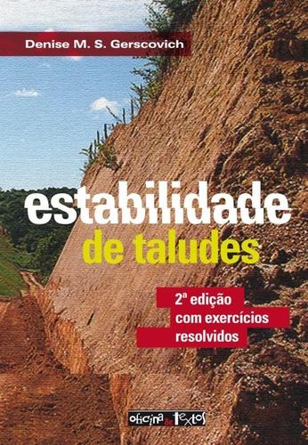 ESTABILIDADE DE TALUDES  2ed.