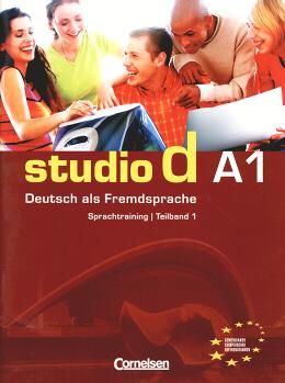 STUDIO D - TEILBAND 1 DES GESAMTBANDES 1 TRAINER BD.A1 - TL.1 - COL. STUDIO