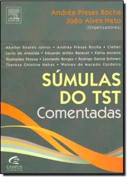 SUMULAS DO TST - COMENTADAS