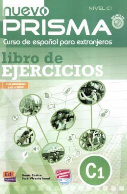 NUEVO PRISMA C1 - LIBRO DEL EJERCICIOS + CD