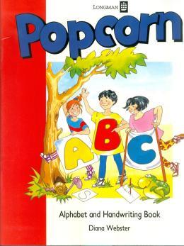 POPCORN HANDWRITING BOOK
