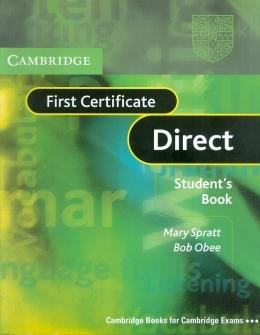 FIRST CERTIFICATE DIRECT SB