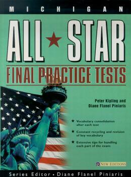 MICHIGAN ALL STAR FINAL PRACTICE TESTS SB