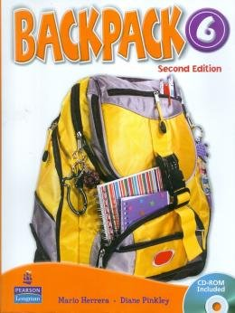 BACKPACK 6 SB WITH CD ROM 2ND ED
