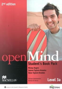 OPEN MIND 3A SB PACK WITH WEBCODE AND DVD - 2ND ED