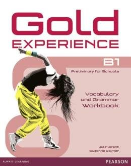 GOLD EXPERIENCE B1 WB WITHOUT KEY - 1ST ED