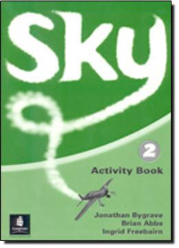 SKY 2 ACTIVITY BOOK