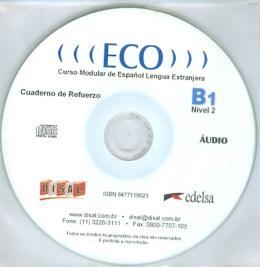 ECO 3 OU B1 - CD AUDIO (L. DE REFUERZO) (1) NACIONAL