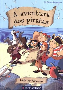 AVENTURA DOS PIRATAS 04 - CACA AO TESOURO, A
