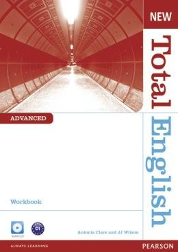 NEW TOTAL ENGLISH ADVANCED WB WITHOUT KEY AND AUDIO CD PACK