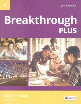 BREAKTHROUGH PLUS 4 SB PREMIUM PACK - 2ND ED