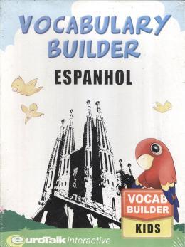 VOCABULARY BUILDER - ESPANHOL