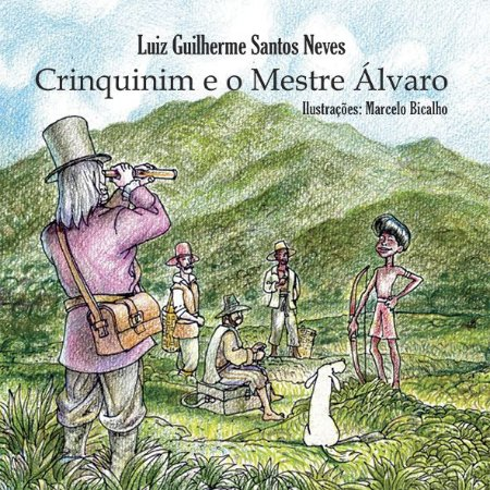 Crinquinim e o Mestre Álvaro