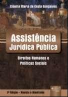 ASSISTENCIA JURIDICA PUBLICA - DIREITOS HUMANOS & POLITICAS SOCIAIS