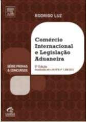 COMERCIO INTERNACIONAL E LEGISLACAO ADUANEIRA