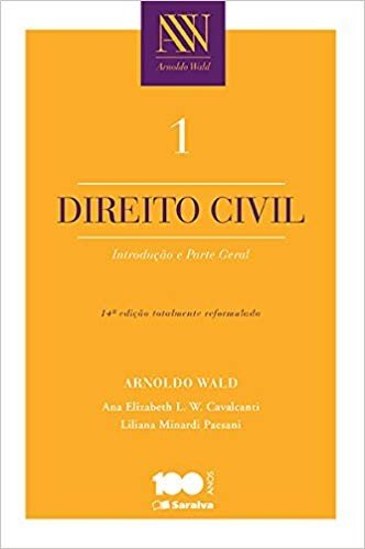 DIREITO CIVIL - INTRODUCAO E PARTE GERAL - VOL. 1