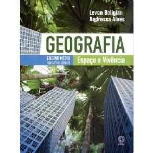 GEOGRAFIA ESPACO E VIVENCIA VOLUME UNICO