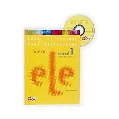 NUEVO ELE INICIAL 1 - LIBRO DEL ALUMNO - ACOMPANHA CD-AUDIO