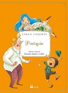 PINOQUIO - COL. GRANDES CLASSICOS PARA JOVENS LEITORES