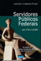SERVIDORES PUBLICOS FEDERAIS - LEI N 8.112/90
