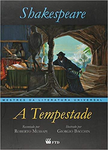 TEMPESTADE, A  - COL.MESTRES DA LITERATURA UNIVERSAL