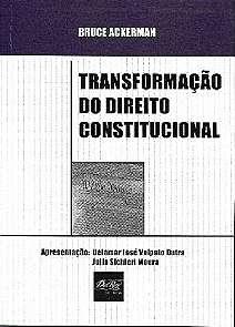 TRANFORMACAO DO DIREITO CONSTITUCIONAL