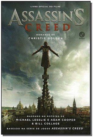 Assassins Creed - Livro Oficial do Filme