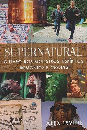 Supernatural - o Livro dos Montros