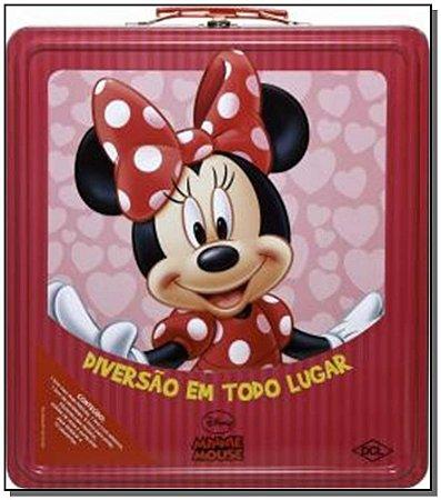 Disney - Diversao em Todo Lugar - Minnie - Lt