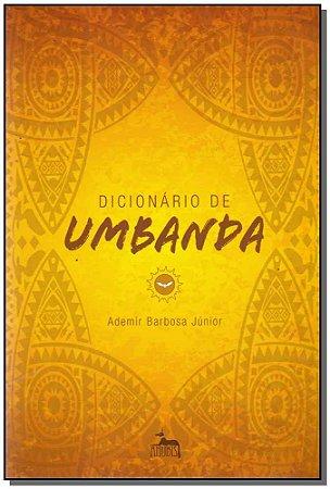 DICIONARIO DE UMBANDA
