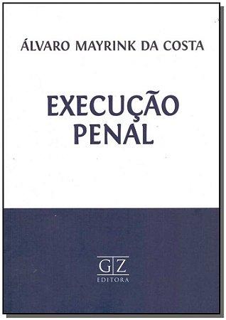 Execução Penal - 01Ed/16