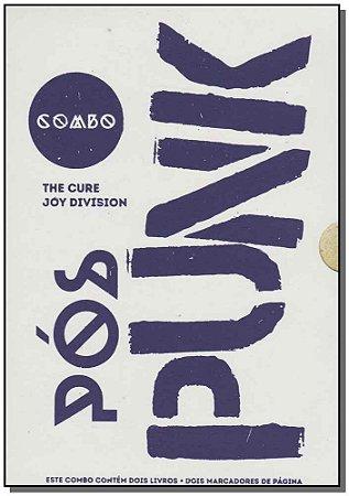 Combo Pos-punk: The Cure + Joy Division
