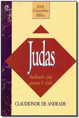 Comentário Biblico Judas