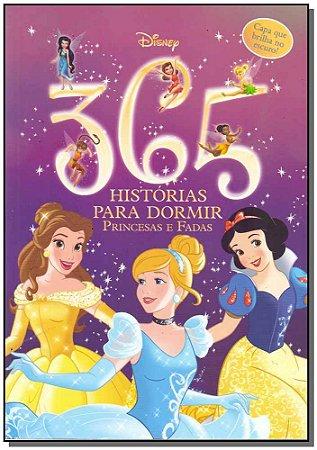Disney - 365 Historias Para Dormir - Esp. Prin e F