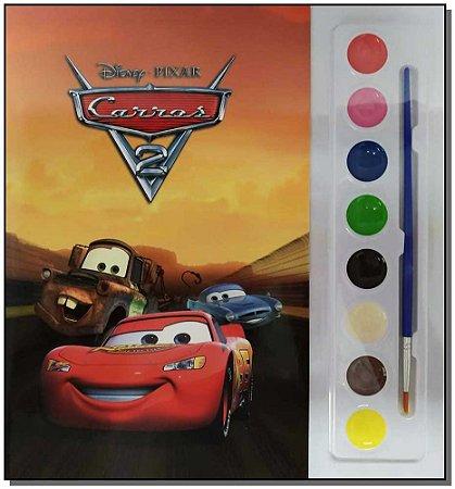 Disney Miniaquarela - Carros 2