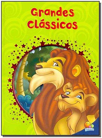 Grandes Classicos: Leao,o-magico De Oz,o Peter Pan