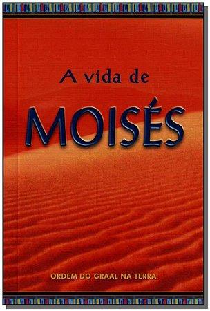 VIDA DE MOISES, A - EDICAO DE BOLSO