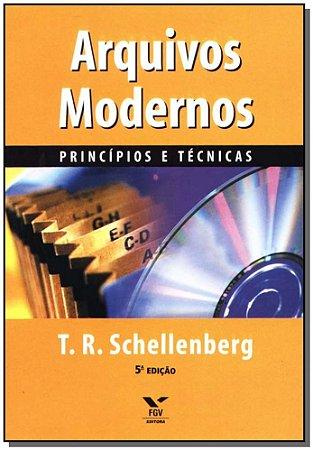 Arquivos Modernos - Princípios e Técnicas