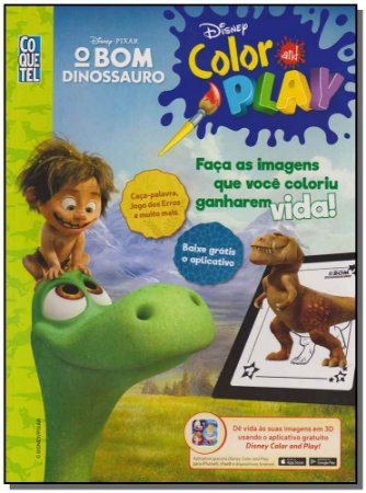Color And Play - Bom Dinossauro, O
