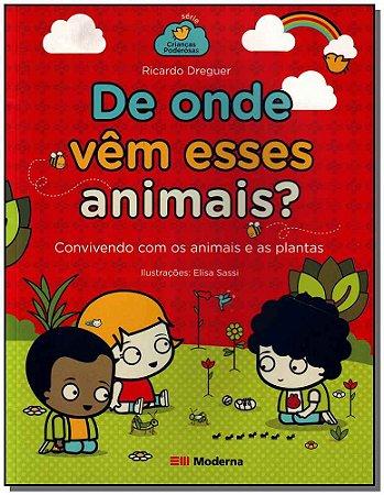 De Onde Vem Esses Animais?