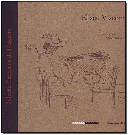 Coleção Cadernos de Desenho - Vinconti