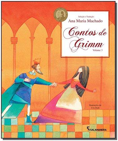 Contos de Grimm - Vol.03