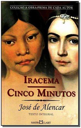 Iracema - Cinco Minutos - Obra Prima