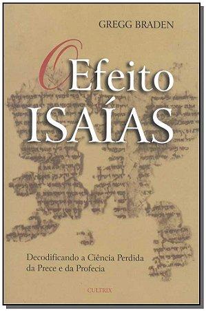 Efeito Isaias,o